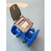 Woltman Bulk Ultraschall-Durchflussmesser Wasserzähler