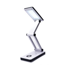 30SMD led study portable rechargeable reading table lamp
