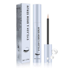 Private Custom Natural Eyelash Growth Enhancer & Eyebrow Booster Serum