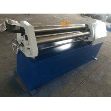 Máquina de rolamento assimétrica da placa de metal dos rolos da mecânica W11f-6X2000 três