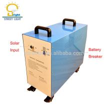 Goldene Produkte Alibaba Handels-Versicherung, die Solarinverter 3000W Solarstrom-Beleuchtungssystem für Haus verkaufen