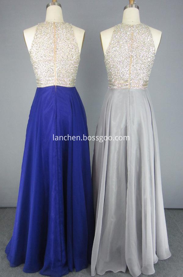 Chiffon Dress Ladies