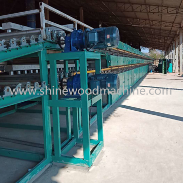 New Plywood Veneer Drying Machine
