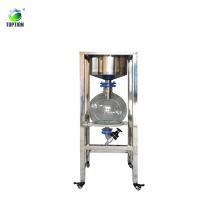 20л сталь аппаратуры Растворяющая Фильтрация нержавеющей стали,лабораторный прибор для вакуумного фильтрования