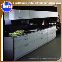 Armário de madeira da cozinha para o furniture Home (personalizado)