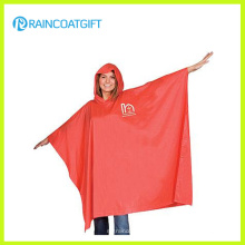 Unisex Waterproof Reusable PVC Poncho
