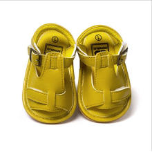 New Ginger Trendy Summer Sandals Baby Shoes 2016