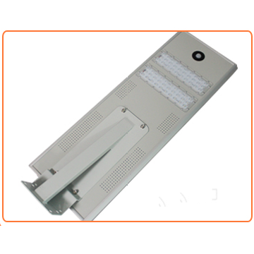 Lámpara de calle solar ahorro de energía al aire libre de alta calidad 40W LED de la prenda impermeable