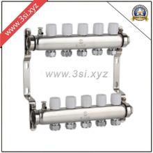 Séparateur d'eau de chauffage par le sol à 5 voies (YZF-M805)