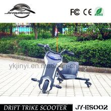 100W 12V электрический электрический вращающийся скутер скольжения дрейфующих Trike (JY-ES002)