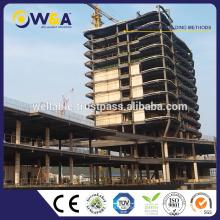(HFW-1) Structure en acier Prefab House Nouveaux matériaux de construction