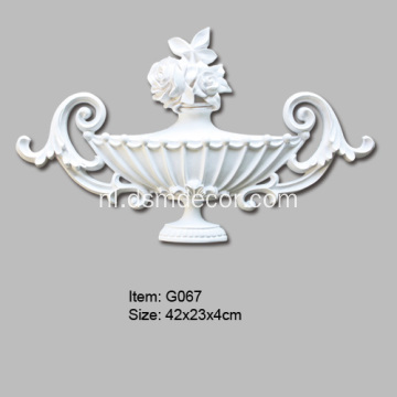 Cup decoratief muurornament