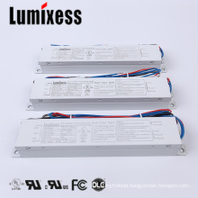 Quad output electronic led driver 350ma metal case dimmable led driver 350ma for led flood light