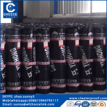 4.0 mm sbs waterproofing bitumen membrane for underground