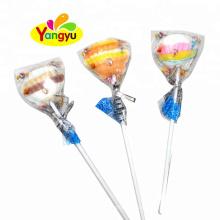 New Shape Shell lollypop Sweet