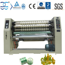 Xw-210 BOPP Adhesive Tape Slitting Machine