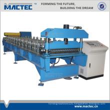 machine for corrugated aluminium sheet