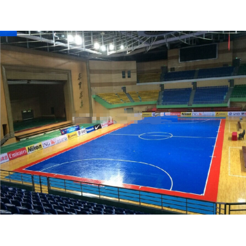 Indoor PVC Sport Futsal Court Flooring