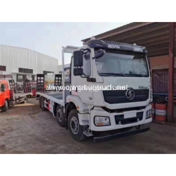 8X4 Concave flat bed transport truck