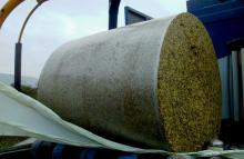 Wide Inner Barrier Wrap Film for Round Bales