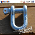 Hot DIP Galvanized Forged Us Type Dee Shackle