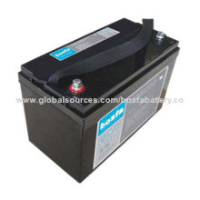 Solar 12-100 deep cycle battery for solar systemNew