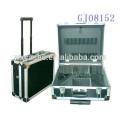 Top-Qualität portable Tool Box cabinet4 Kunststoffschalen mit abnehmbaren Trennwänden