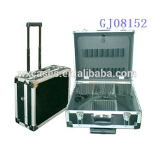 Высокое качество портативный инструмент box cabinet4 пластиковые поддоны с съемным циркуль