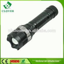 18650 Bateria recarregável XPE LED Lanterna de alta potência para Outdoor