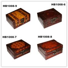 Boîte en bois de machine de tatouage pour la machine de tatouage