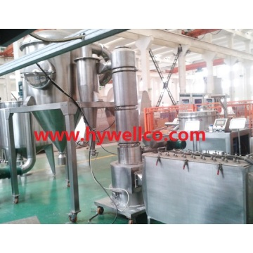 Barium Carbonate Drying Special Continuous
