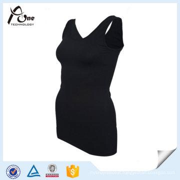 Tabby Fabric Quick Dry Girl Stringer Singlet Gym Clothing