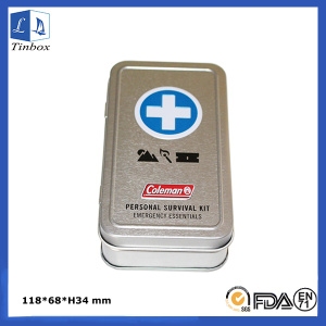 Tin Medical Packaging Containers