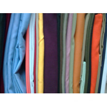 poli / algodão 65/35 80/20 tecido para calças tecido de sarja de algodão pesado