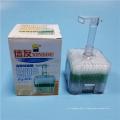 Filtro esponja de cascalho super bioquímico XY 2011 com couro sintético e pedra natural