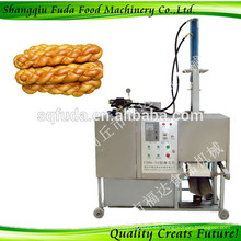 Equipo de tiras de masa frita máquina de churro comercial