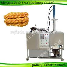 Equipamento de tiras de massa frita máquina churro comercial