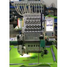 Máquinas de bordar de alta velocidad (Flat + Sequin + Taping + Cording) Máquinas de bordado Wonyo