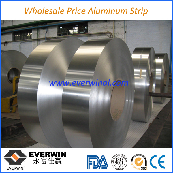 Mirror Finish Aluminum Strip