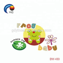 China Manufacturer Non-Toxic Body Custom Temporary Tattoo For Kids