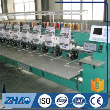 ZHAO SHAN 6 cabezas de gorra equipo de bordado computarizado precio de la máquina