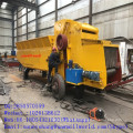 Vente chaude Log Composite Crusher Prix