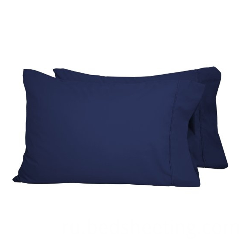 Navy Microfiber King Pillowcase Slips