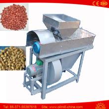 Máquina de descascarado de la cáscara del cacahuete de la piel del cacahuete de la semilla del acero inoxidable