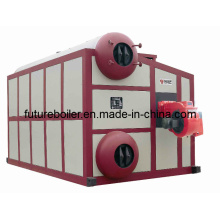 Horizontal Watertube Steam Boiler (4-35t/h)