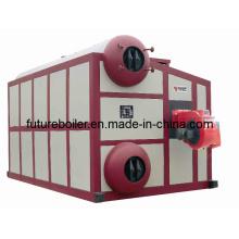 Caldera de vapor horizontal de tubo de agua (4-35t / h)