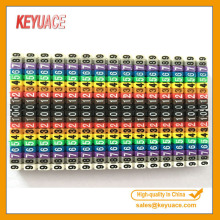 POM Nombor Atau Letter Cable Mark Sleeving