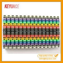 POM-Nummer oder Brief Kabel Mark Sleeving