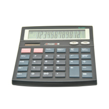 12 cijfers Controleer de Desktop Desktop Calculator met Rate