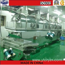 Vibrating Fluid Bed Dryer for Yeast